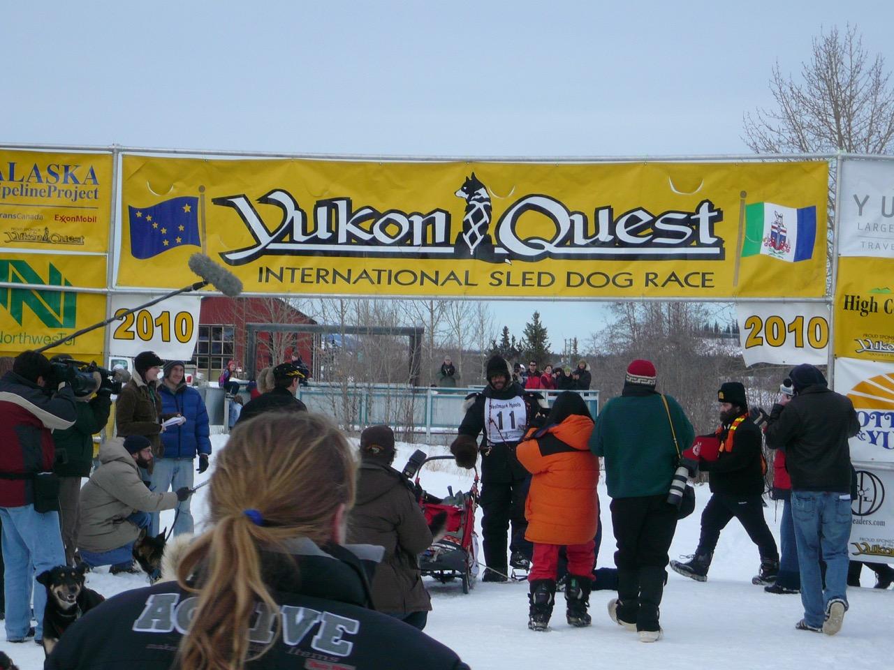 Yukon Quest 2019